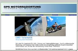 EMO-Telematik für Motorräder