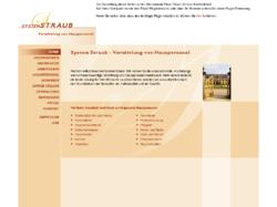 Systemstraub