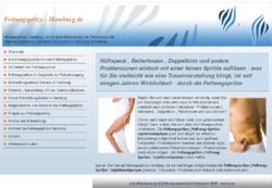 Behandlung von Problemzonen / Fettablagerungen (Reiterhosen, Doppelkinn, Hüftspeck, love handles) mit der Fett-weg-Spritze(Injektions-lipolyse)