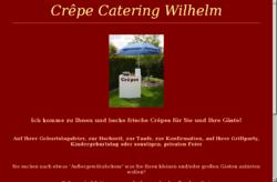 Crêpe-Catering Service für Ihre private Feier