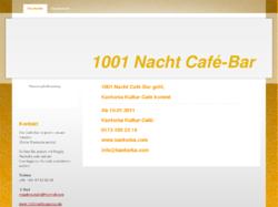 1001 Nacht Café-Bar