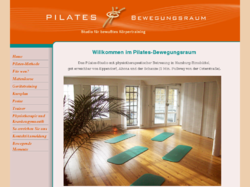 Pilates Bewegungsraum Silvia Maurer