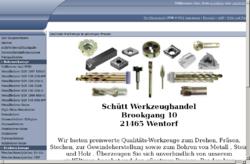 Schütt Werkzeughandel