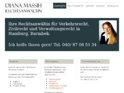 Rechtsanwältin Diana Massih