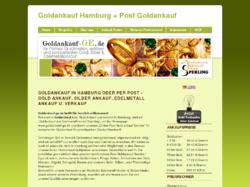 Goldankauf u- Schmuck Ankauf Hamburg Sperling