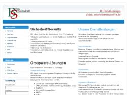 Björn Schmitzdorff - IT-Dienstleistungen