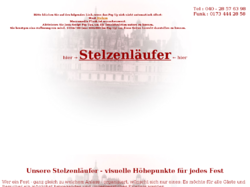 Stelzentheater
