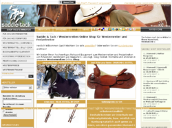 Westernreiten Shop - Saddle & Tack