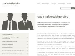 Strafverteidigung Hamburg | Fachanwalt für Strafrecht | Strafverteidiger