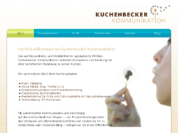 Kuchenbecker Kommunikation