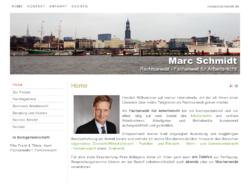 Marc Schmidt Rechtsanwalt Fachanwalt für Arbeitsrecht