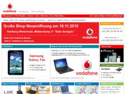 Vodafone Shop Winterhude