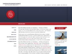 Sportbootführerschein Hamburg. Viel günstiger im Online-Kurs.