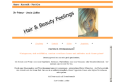 Frisörsalon Hair&Beauty Feelings