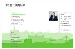 Rechtsanwaltsbüro Christof Leibbrand