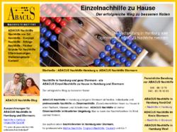 ABACUS Nachhilfe Hamburg : Nachhilfe zu Hause in Hamburg