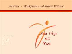 Neue Wege mit Yoga, Angelika Jarolim