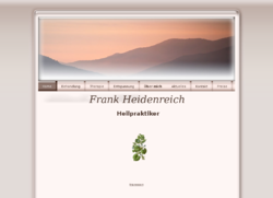 Frank Heidenreich Heilpraktiker