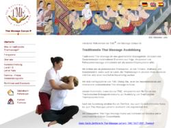 TME Thai Massage Ausbildung
