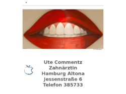 Zahnärztin Ute Commentz
