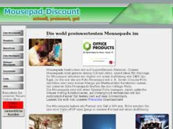 Milado - der Mousepad-Discount