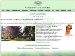 Schönheitsfarm Claußen GmbH (bei Hamburg)