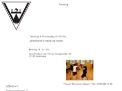 WTBOX  WingTsun & Boxing