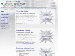 CvH PC-Service für Büro & Privat