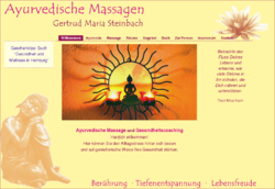 Ayurvedische Massagen