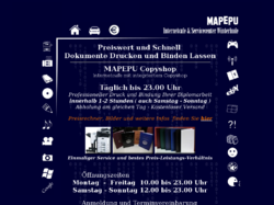 Tooka Copyshop Hamburg mit langen Öffnungszeiten