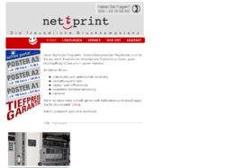 Druckerei nettprint