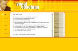 Gesangsunterricht Funktionales Stimmtraining