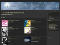 Promotion TV- und Radiopromotion für Musik und Literatur