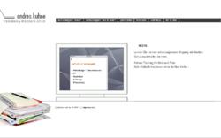 Andrea Kuhne: Schulungen, Web- und GrafikDesign