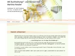 MK Buchhaltungs*- und Büroservice Martina Kessler