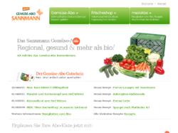 Sannmann Gemüse-Abo
