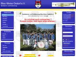 Spielmanns- und Fanfarenzug Blau - Weiss Osdorf e.V.