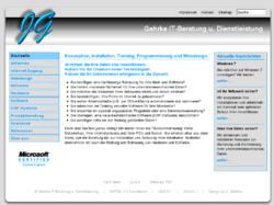 Gehrke IT-Beratung und Dienstleistung