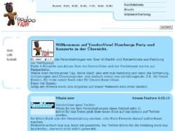 Die Suchmaschine für Partys und Konzerte in Hamburg