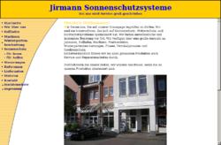 Jirmann Sonnenschutzsysteme e.K.