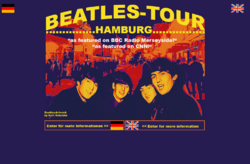 Beatles Tour Hamburg