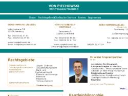 VON PIECHOWSKI-Rechtsanwaltskanzlei