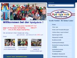 Kinder-Event-Agentur und Spielzeugverleih