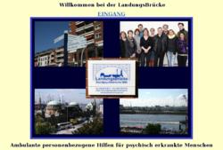 Landungsbrücke - Sozialpsychiatrische Hilfe - S. Hohloch
