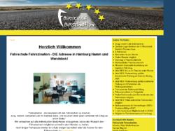 Fahrschule Fahrszination - Die Adresse für den Führerschein in Hamburg Wandsbek und Hamm