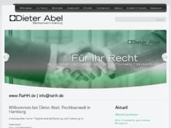 Rechtsanwalt Dieter Abel