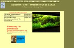 Aquarien- und Terrarienfreunde Lurup