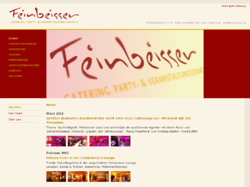 Feinbeisser-Catering. Party- & Veranstaltungsservice
