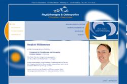 Praxis für Physiotherapie & Osteopathie Christian Gebauer