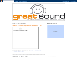 great-sound Musikveranstaltungen